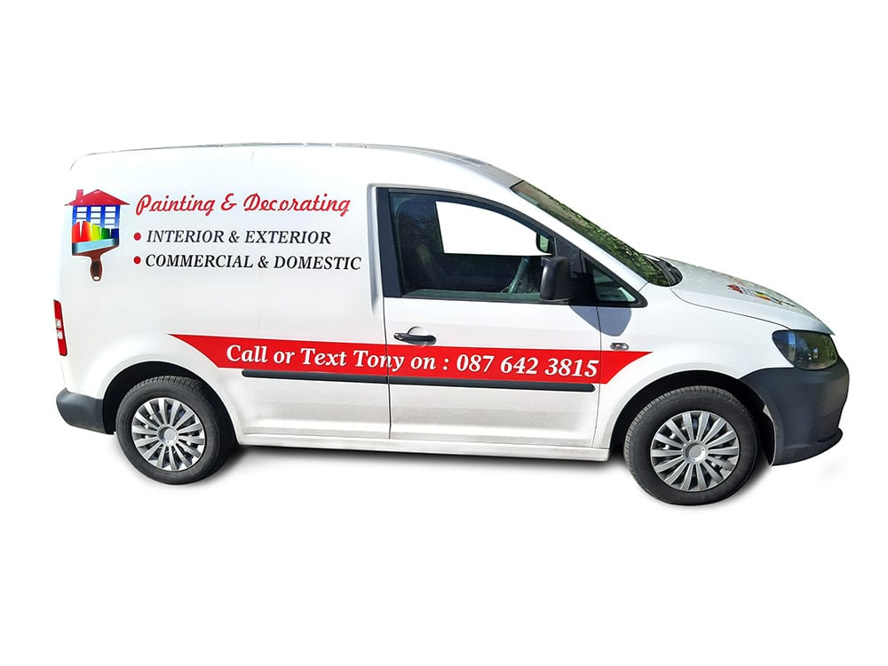 Knockananna local professional painters and decorators near me